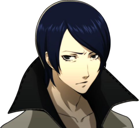 File:P5 portrait of Yusuke Kitagawa's phantom thief outfit without mask.png