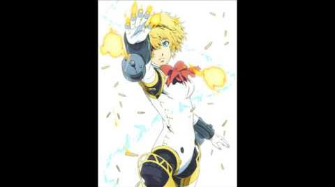 Persona 3 Movie 2 Midsummer Knight's Dream Ending Song - One Hand, One Heartbeat