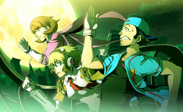 File:P4AU (P3 Mode, Aigis and others head toward their mission).png