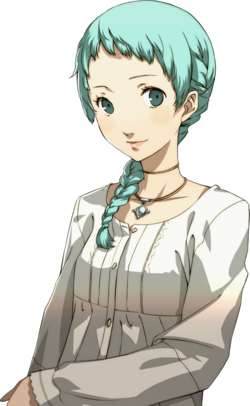 Fuuka P4U Transparent