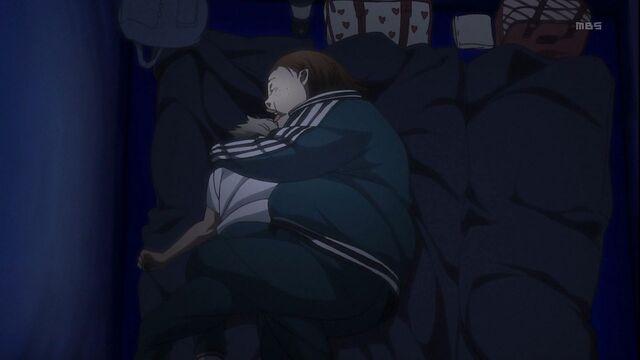 File:Hanako cudding Kanji when she is sleeping.jpg