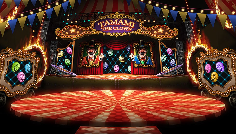 Circus Tent | Megami T... Dance Stage Backgrounds