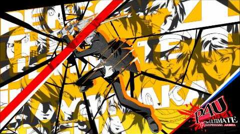 Persona 4 Arena Ending - Now I know