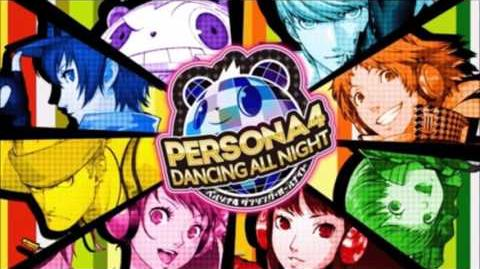 Persona 4 Dancing All Night - Calystegia