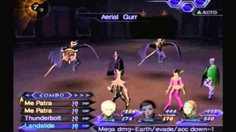 List of Digital Devil Saga: Avatar Tuner 2 Combo Skills
