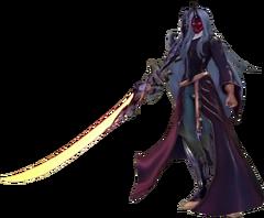SMTxFE Navarre Swordmaster