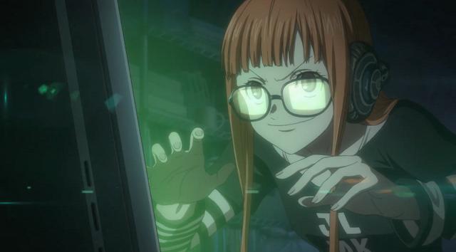 File:P5 Sakura being a hacker at work.png
