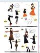 P4D Yukiko's Costume Coordinate 04