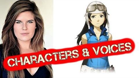 Shin Megami Tensei IV Apocalypse Behind The Voice Actors Characters - Quotes VoiceActors