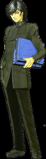 Akemi Nakajima render