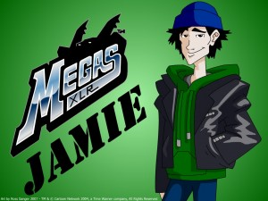 Jamie Jamie Megas Xlr