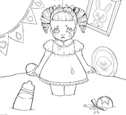 melanie martinez coloring book pages - cry baby coloring book melanie martinez wiki fandom