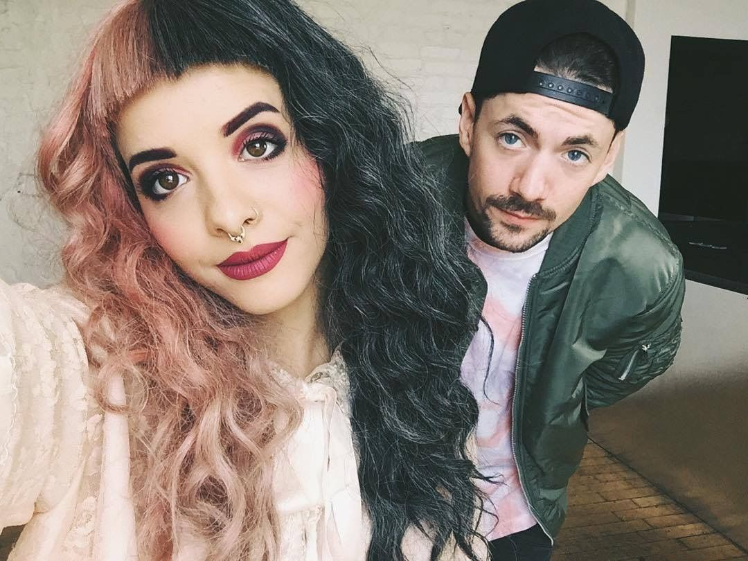 Image: Melanie Martinez and Michael Keenan