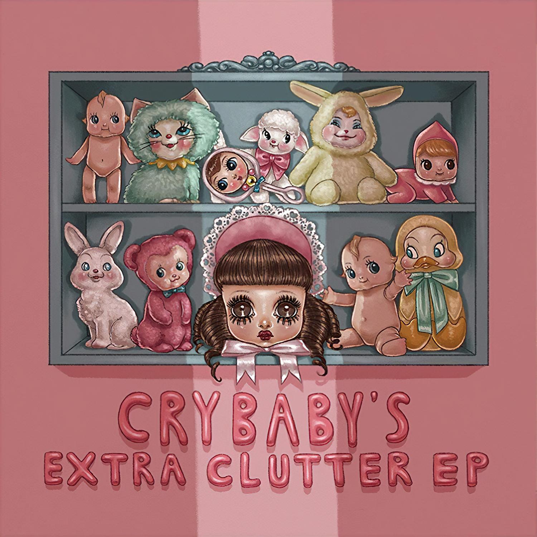 Cry Baby S Extra Clutter Ep Melanie Martinez Wiki