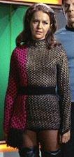 Una comandante femmina Romulana (2268)
