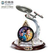 Star Trek Ring Bradford Exchange