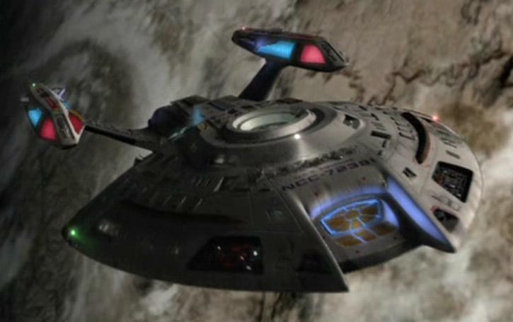 Equinox Star Trek
