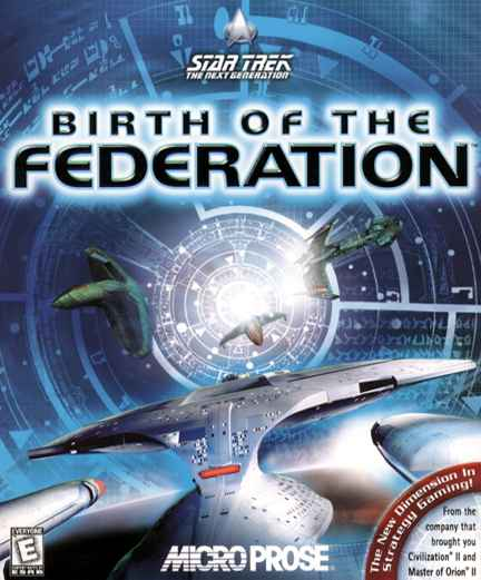 star trek the next generation birth of the federation