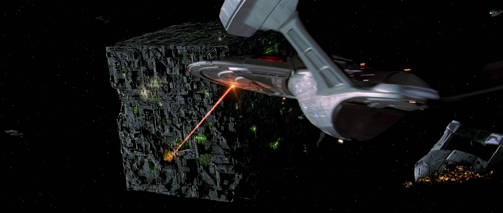 Uss Enterprise E Nemesis