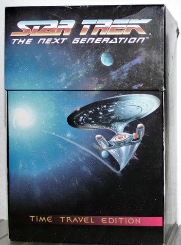 Star Trek Worf Time Travel