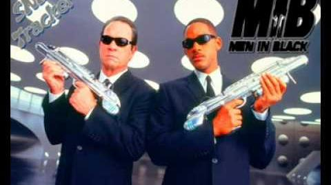 Men in Black Original Score ♫ M.I.B