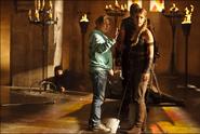 Alice Troughton and Miranda Raison Behind The Scenes Series 4