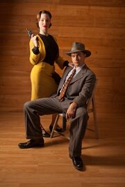 Bonnie & Clyde - Dead Or Alive - HQ Production Still 1 (A)