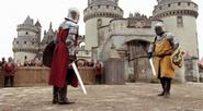 Arthur and Valiant
