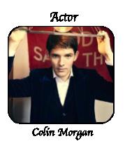 Actor Colin Morgan