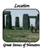 Location great Stones Nematon