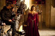 Angel Coulby Behind The Scenes Series 5-13