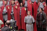 Merlin Cast Behind The Scenes Series 4-2