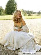 Miranda Raison again