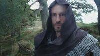 Tauren and his cloak