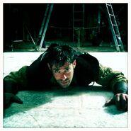 James Callis Behind The Scenes Series 4