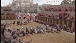 Camelot's Melee
