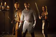 Tristan, Arhur and Isolde