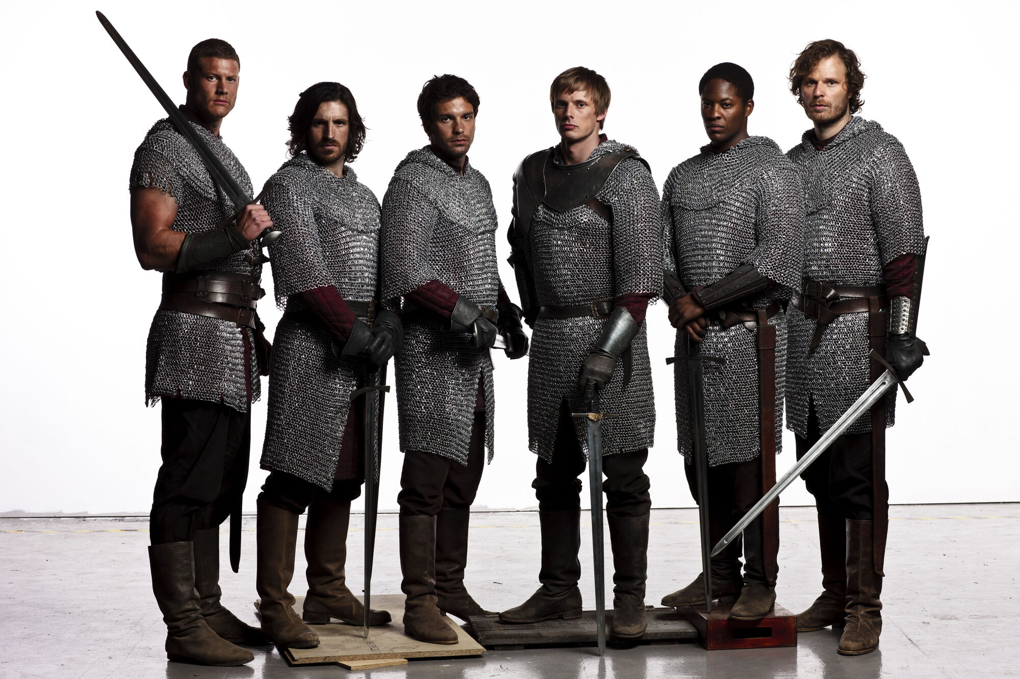 Knights Of The Round Table Merlin Wiki Fandom Powered