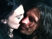 Katie McGrath and Eoin Macken Behind The Scenes Series 4