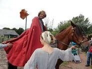 Rupert Young Behind The Scenes