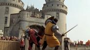 Arthur and Valiant V