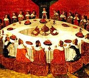 200px-King Arthur and the Knights of the Round Table