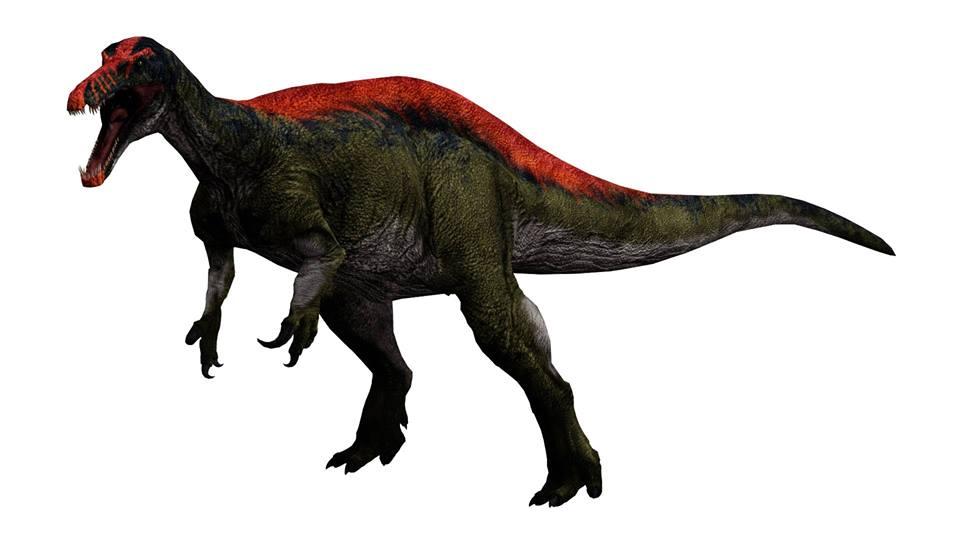 Suchomimus | Mesozoica...