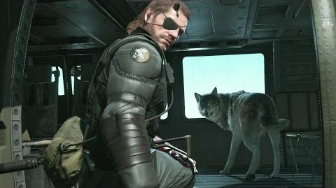 Diamond Dog - MGSV THE PHANTOM PAIN (PEGI)