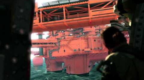New & Official Eyes of the Fox - Metal Gear Solid V The Phantom Pain E3 2015 Recap (PEGI)
