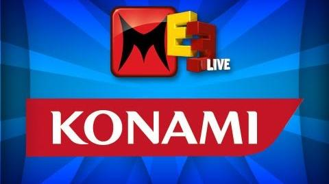 E3 2011 Machinima Coverage - KONAMI Pre-E3 Show 2011