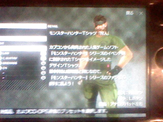 File:Monster Hunter green shirt description.JPG