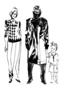 Raiden Civilian Family