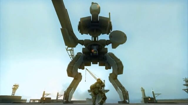 File:MGS PW - Big Boss vs Metal Gear ZEKE.jpg