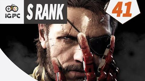 Metal Gear Solid V The Phantom Pain Episode 41 - Proxy War Without End S RANK